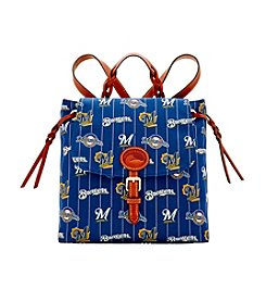 Dooney & Bourke® MLB® Brewers Flap Backpack