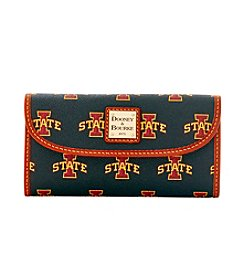 Dooney & Bourke&Reg; NCAA® Iowa State Cyclones Clutch