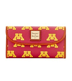 Dooney & Bourke® NCAA® Minnesota Golden Gophers Wallet