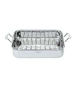 Cuisinart® Chef's Classic Stainless Roasting Pan With Rack