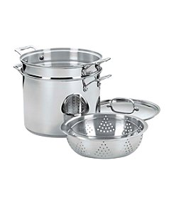 Cuisinart® Chef's Classic Stainless 12-Qt. Pasta Steamer Set