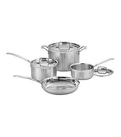Cuisinart® Multiclad Pro Triple Ply Stainless 7-Pc. Set