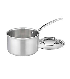 Cuisinart® Multiclad Pro Triple Ply Stainless 3-Qt. Saucepan
