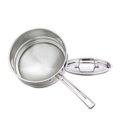 Cuisinart® Multiclad Pro Triple Ply Stainless Double Boiler