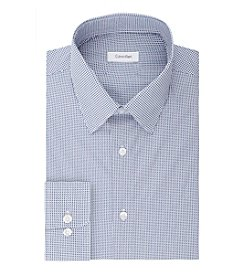 Calvin Klein Men's Slim Fit Performance Dress Shirt