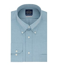 Eagle& reg; Men's Non Iron Stretch Regular Fit Solid Dress Shirt