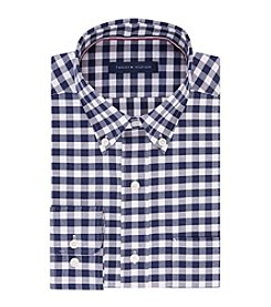 Tommy Hilfiger® Men's Regular Fit Check Dress Shirt