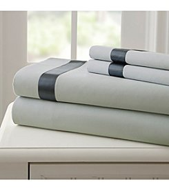 Pacific Coast® Satin Band Hem Sheet Set