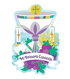 Mi Primera Comunion Invitations