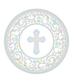 Religious Special Day Dinner Plates