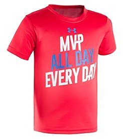 Under Armour® Boys' 2T-7 MVP All Day Tee