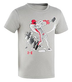 Under Armour® Boys' 4-7 Superhero Slugger Tee