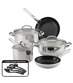 Farberware® Buena Cocina™ Stainless Steel 12-Pc. Cookware Set