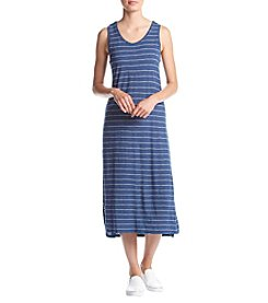Vince Camuto® Striped Tank Dress