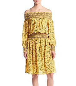 MICHAEL Michael Kors® Smocked Dress