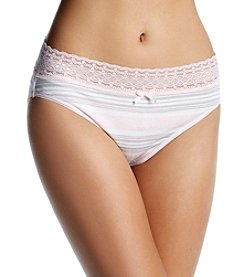 Relativity® Hi-Cut Bikini Briefs