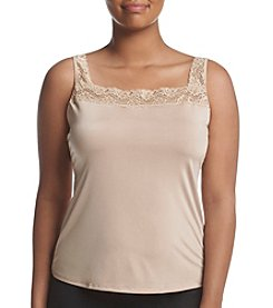 Relativity® Plus Size Lace Camisole