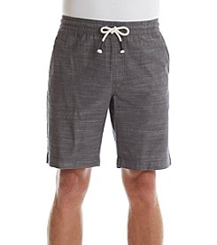 Retrofit® Chambray Slub Woven Shorts