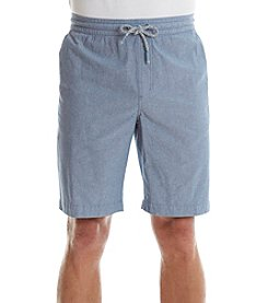 Retrofit® Chambray Woven Shorts