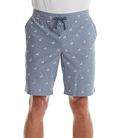 Retrofit® Swan Float Woven Shorts
