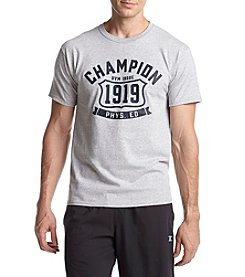 Champion® Men's Gym Shirt Graphic Tee