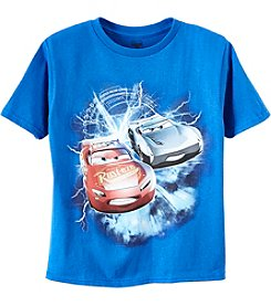 Disney® Boys' 4-7 Cars McQueen & Storm Racing Tee