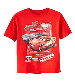 Disney® Boys' 4-7 Cars McQueen And Storm Tee