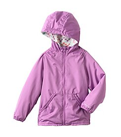 London Fog® Girls 4-6X Hooded Jacket