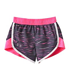 Under Armour® Girls' 2T-6X Mojave Fast Lane Shorts