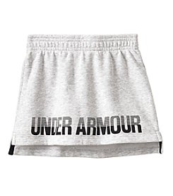 Under Armour® Girls' 2T-6X Fleece Skort
