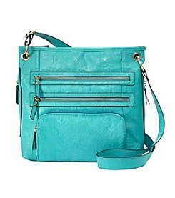 GAL Zip Shoulder Bag