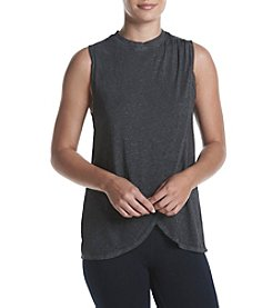 Warrior by Danica Patrick™ Drape Front Tank