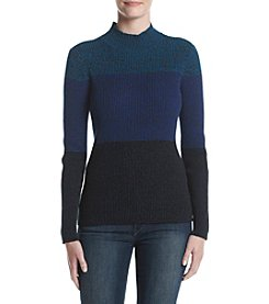 Studio Works® Color Blocked Marled Sweater