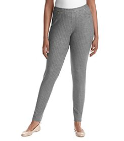 MICHAEL Michael Kors® Plus Size Harget Pull On Leggings