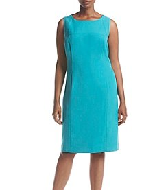 Kasper® Plus Size Seamed Dress