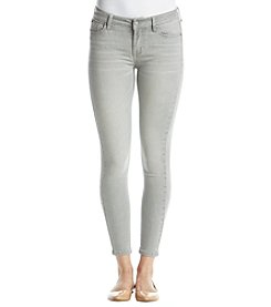 Celebrity Pink Mid Rise Ankle Skinny Jeans