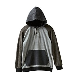 Ruff Hewn Boys' 8-20 Long Sleeve Front Pocket Hoodie