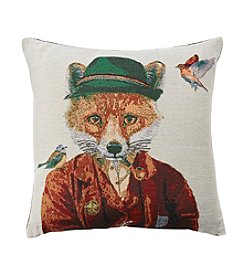 Living Quarters Harvest Fox Pillow