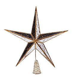 CASA by Victor Alfaro Metallic Star Tree Topper