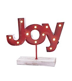 Living Quarters LED Joy Marquee Sign