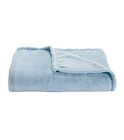 LivingQuarters® Solid Throw Blanket