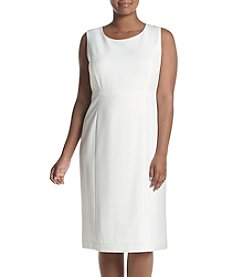 Kasper® Plus Size Striaght Dress