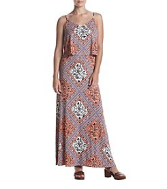 Chelsea & Theodore® Paisley Maxi Dress