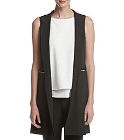 Calvin Klein Long Zip Vest