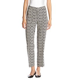 Kasper® Pattern Pants