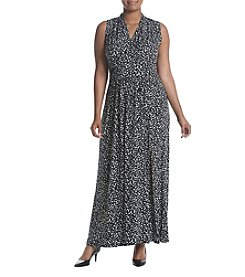 MICHAEL Michael Kors® Plus Size Slit Maxi Dress