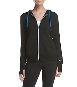 Warrior by Danica Patrick™ Contrast Zip Hoodie