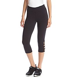 Warrior by Danica Patrick™ Cropped Leggings