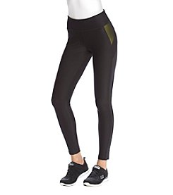 Warrior by Danica Patrick™ Mesh Overlay Leggings