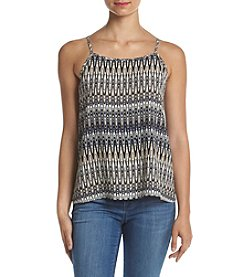 Kensie® Sound Waves Cami
